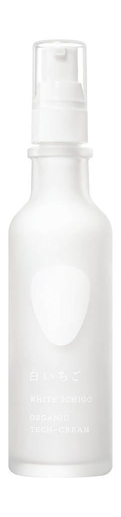 保証する道を作る早くWHITE ICHIGO(ホワイトイチゴ) オーガニック テック-クリーム 60g