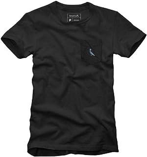 Camiseta RESERVA Bolso Pica-Pau Xadrez