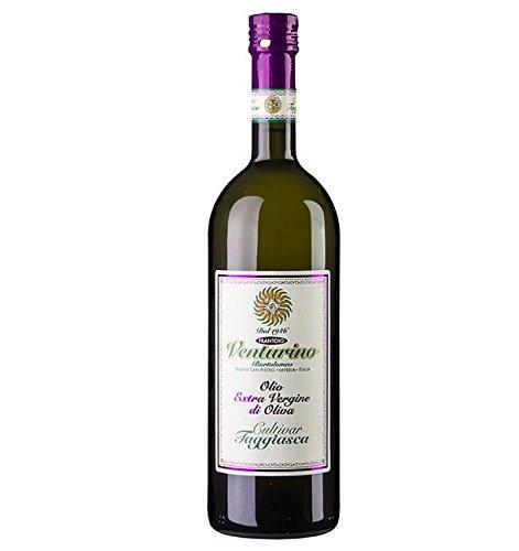 Venturino Olivenöl Extra Vergine, 100% Taggiasca Oliven, 1 Liter