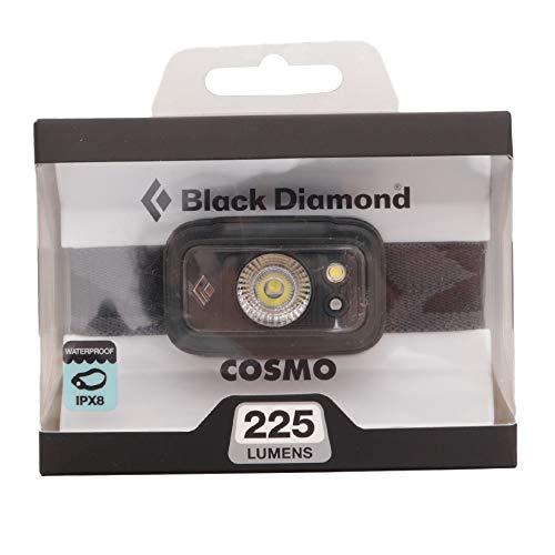 Black Diamond Cosmo 225 Lampe Frontale, Unisex-Adult, Negro, Talla única