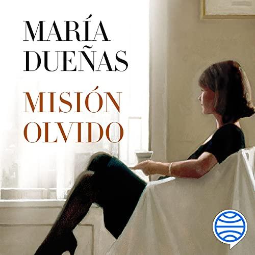 Diseño de la portada del título Misión Olvido