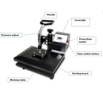 gr-tech Instrumento 23* 30cm 9* 300mm Digital Manual camiseta...