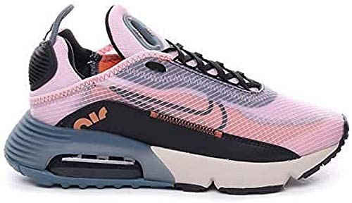 Nike Air Max 2090 Women's Shoe CT1876-600 LT Arctic Pink/Black-Ozone Blue Size: 38.5 EU