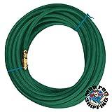 50ft argon hose - Anchor 1/4X50X1 Sgl Green Hose W/Argon