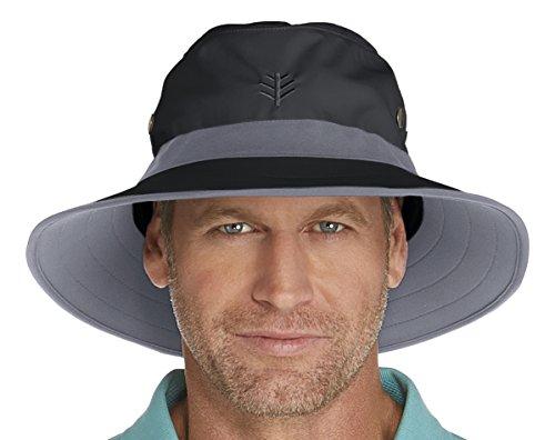 Coolibar UPF 50+ Men's Women's Matchplay Golf Hat - Sun Protective