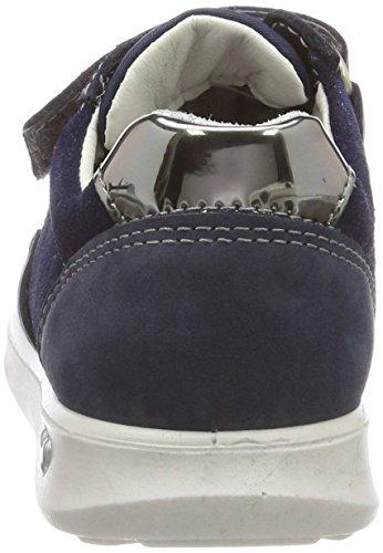 Ricosta Mädchen Milana Sneaker, Blau - 3