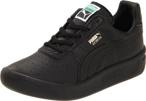 Puma PUMA Unisex-Kinder GV Special Infants Sneaker, 4 M Kleinkind, Schwarz - Schwarz Schwarz Metallic Gold - Größe: 35.5 EU