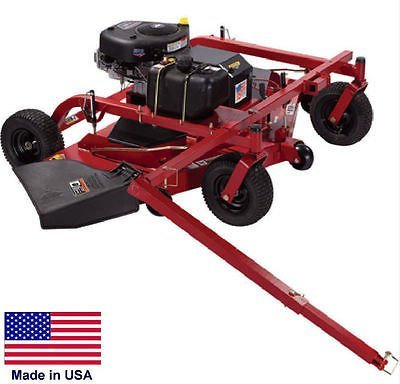 Streamline Industrial TRAIL MOWER TRAILMOWER Commercial - 60' Finish Cut - 18.5 Hp - Electric Start