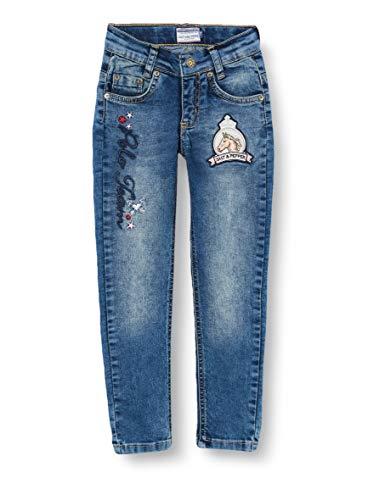 Salt & Pepper Mädchen 05120251 Jeans, original, 110