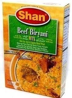 Shan Beef Biryani Mix