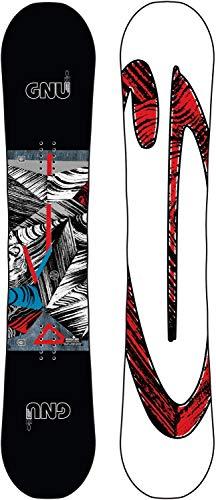 Gnu Asym Carbon Credit BTX Snowboard 2020-156cm