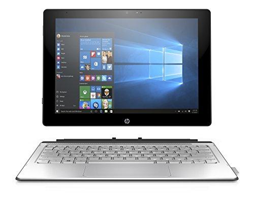 HP Spectre x2 12-inch Detachable Laptop, Intel Core m7-6Y75, 8GB RAM, 128GB SSD, Windows 10 (12-a010nr, Silver)