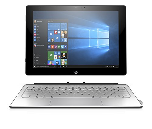 HP Spectre x2 12-inch Detachable Laptop, Intel Core m7-6Y75, 8GB RAM, 128GB SSD, Windows 10 (12-a010nr, Silver)