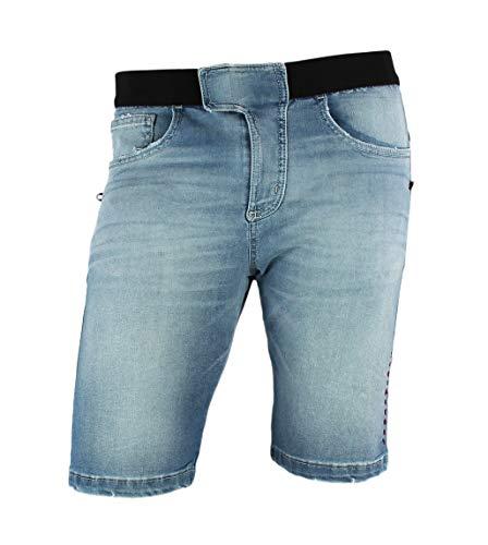 Jeanstrack Turia BR Jeans Kletterhose Unisex Erwachsene XL Steinfarben