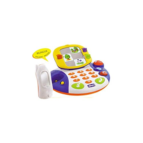 Chicco Videotelefono parlante bilingue 64338-60085