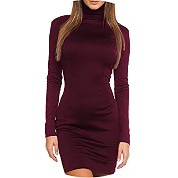 Fashion Dresses Europe Newest Fallwomen Slimming Mysterious Temperament Quality Women Skirt Autumnwi Burgundy