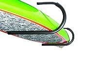 ボードラック スタンドアップパドルボード SUPサーフボード 壁または天井ラック|シンプルで印象的なデザイン