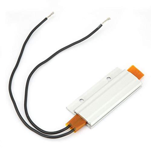 SONK Placa calefactora termostática, Elemento Calefactor PTC, Aislamiento de Superficie Seguro(220V 70℃)