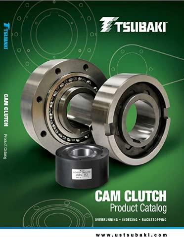 Cam Clutch - BB25 Series, 25 mm Bore Diameter, Torque Capacity 57.5 ft-lbs