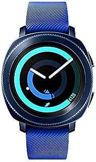 Samsung SM-R600NZBAXSA Smart Gear Sport Watch (Australian Version), Blue