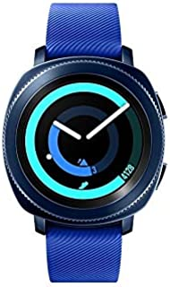 Samsung SM-R600NZBAXSA Smart Gear Sport Watch (Australian Version), Blue