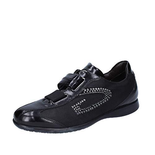 Alberto Guardiani Sneakers Damen Leder schwarz 35 EU