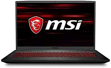 2020 MSI GF75 Thin Gaming Laptop: 10th Gen Core...