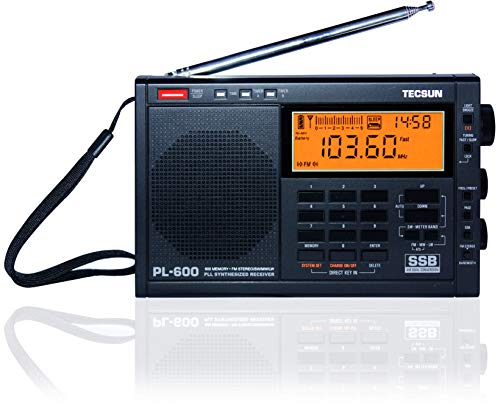 Tecsun PL-600 Radiorekorder