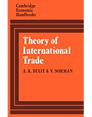 Theory of International Trade (Cambridge Economic Handbooks)