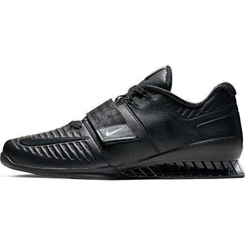 Nike Romaleos 3 Xd, Scarpe da Fitness Unisex-Adulto, Multicolore (Black/Mtlc Bomber Gry 001), 44 EU