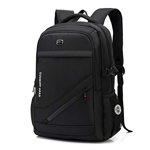 Travel Backpack Hiking Rucksack Travel Laptop Backpack,Business Anti Theft Slim Durable Laptops Backpack with USB Charging Port,Water Resistant College School Computer Bag for Women & Men Fits 16 Inch