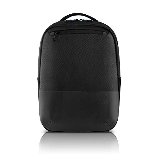 Dell Pro Slim Backpack 15-Keep Your Laptop, Tablet and Everyday Essentials securely Protected Within The eco-Friendly Dell Pro Slim Backpack (PO1520PS), a Slim-fit Backpack Designed for Work and More