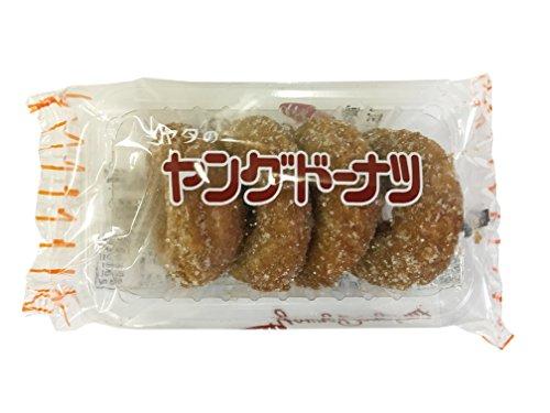 宮田製菓 ミヤタのヤングドーナツ 4個×20袋