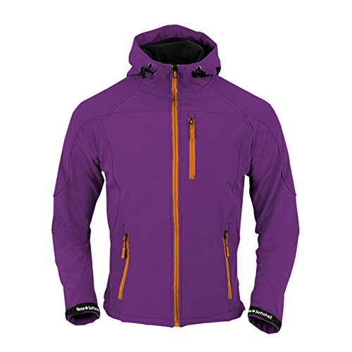 Izas - NELA - Chaqueta - Woman - Purple/Orange - XS