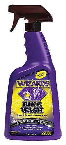 Wizards Motorcycle Cleaner Kits (Bike Wash 22 oz.)