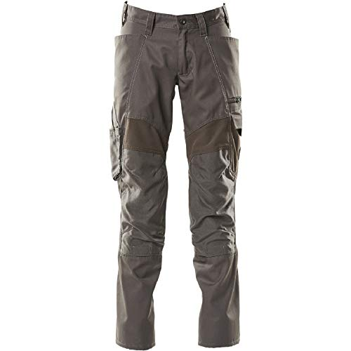 Mascot Herren Work Utility Pants, Dunkelanthrazit, 82C52 (EU 52)
