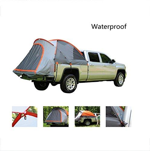 Camping 2 Personen Full-Size Standard LKW Bett Zelt Winddicht Regensicher Für Angeln Wandern / Caving Picknick Reisen 315X180x170cm