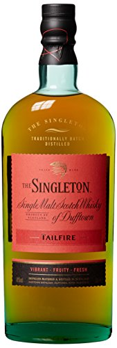 The Singleton of Dufftown Tailfire Single Malt Scotch Whisky (1 x 0.7 l)