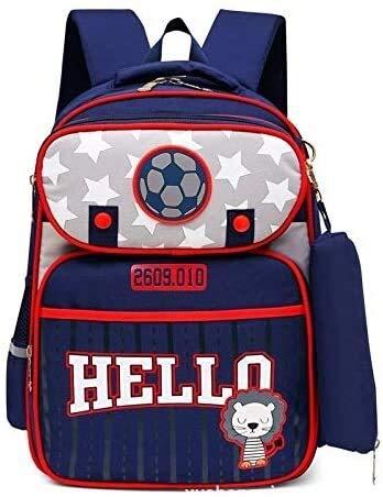 Social Liuzi Boy's Schoolbag The New Girls Schoolbag Bag boy Children Grades 1-5 Backpack Social Liuzi (Color : 3)