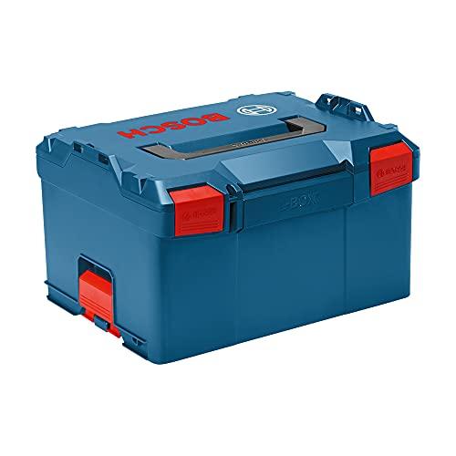 Bosch Professional Koffersystem L-BOXX 238 (Ladevolumen: 28,4 Liter, max. Belastung: 25 kg, Gewicht: 2,4 kg, Material: ABS Plastik, PA6 Kunststoff)