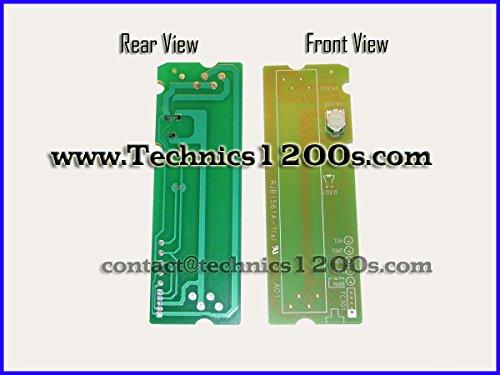 Purchase Technics 1200 / 1210 Mk2 Mk3 M3d Mk4 Mk5 Mk6 Pitch Control Printed Circuit Board PCB with P...