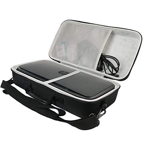 Khanka Hart Tasche Schutzhülle für HP OfficeJet 200 Mobiler Tintenstrahldrucker Etui Case.(nur Tasche)