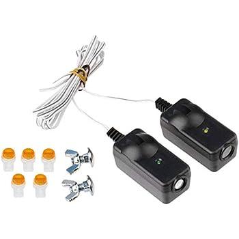 Safety Sensors For Chamberlain Liftmaster Craftsman Garage Door Opener 41a5034 Set Of 2 Amazon Com