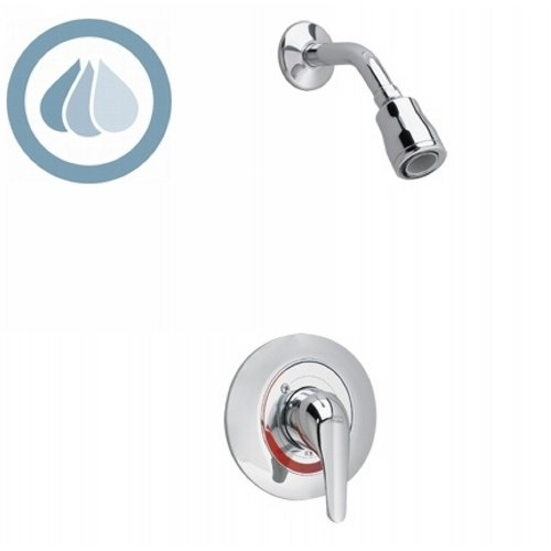 Shower Trim Kit Chrome Animer free and price revision GPM 1.5