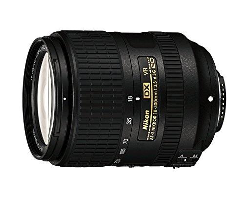 Nikon AF-S DX NIKKOR 18-300mm ED VR (Renewed)