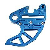ZQAFAC Magura Pinza de Freno Trasera del Freno de Disco Protector for Husqvarna TE FE FX TX 350 450 125 250 501 300 200 2018 2019 2020 FC TC (Color : Blue)