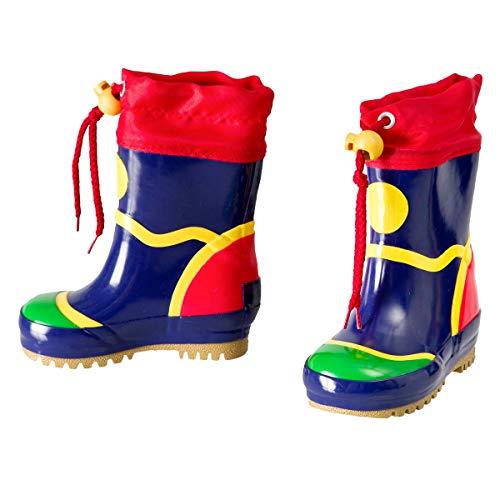 maximo Les bottes en caoutchouc chaussures bébé chaussures enfant, multicolore