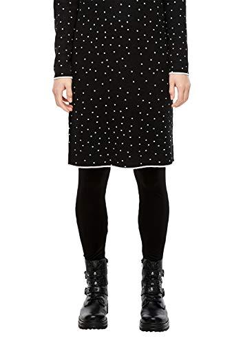 s.Oliver Damen 14.910.75.8050 Leggings, Schwarz (Black 9999), W(Herstellergröße: 40)