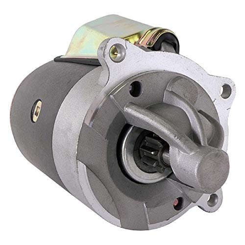 DB Electrical SFD0058 New Starter For 2.8L Ford Auto & Truck Bronco 72, 3.3L 73 74, 2.4L Club 62-64, 2.8L 62-67, 5.8L Custom 65 66, 3.3L Galaxie 63, Granada 75-77, 5.8L Ltd 66 67, 3.3L Maverick 70-77