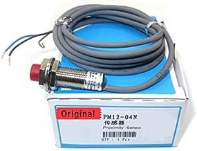 Calvas 5PCS PM12-04N PM12-04P PM12-04S FOTEK Proximity Switch Sensor New - (Color: PM12-04N)